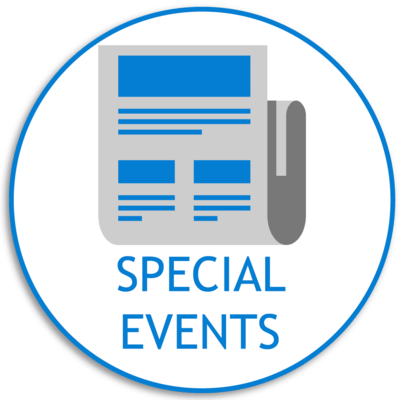 Click for Special Events